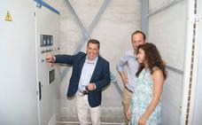 Arroyo conecta su red de saneamiento a la EDAR de Valladolid
