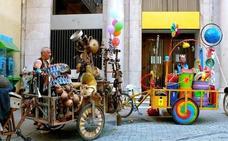 El espectáculo Rezikletas cierra el mes de la sostenibilidad en RÍO Shopping
