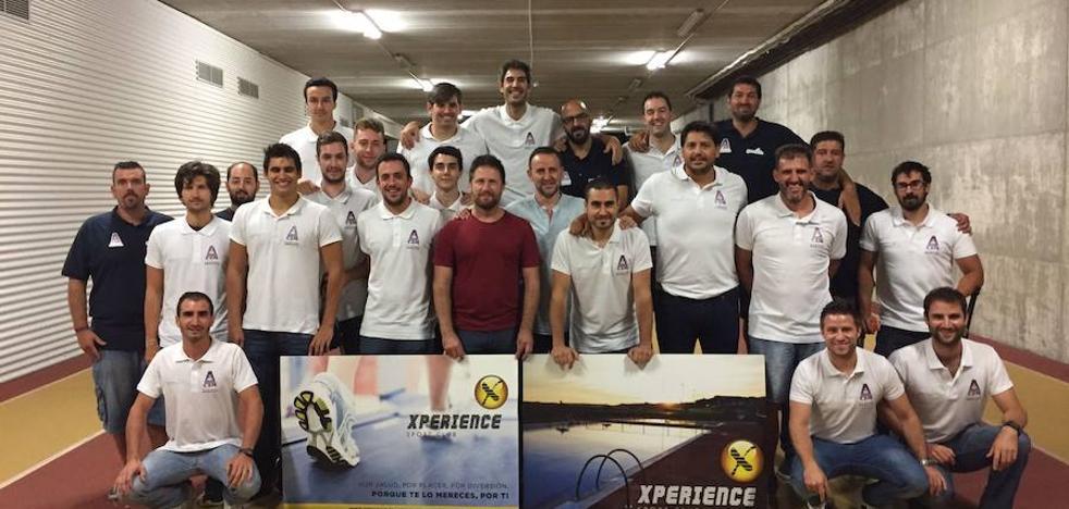 Barbacoa para el Balonmano Gerovida Arroyo en su visita a Xperience Sport Club
