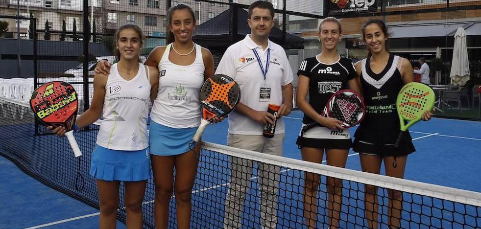 Bea Caldera, Campeona Junior en el XXXI Campeonato de Menores España de 2017
