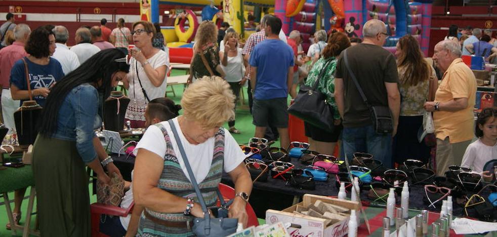 El Mercado de Arroyo regresa con el otoño y cuarenta expositores