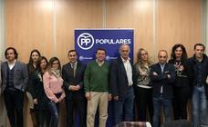 El PP reelige a José Antonio Otero presidente de la Junta Local de Arroyo