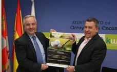 Torneo benéfico de golf en el campo de Sotoverde en Arroyo