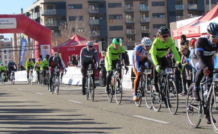 Carrera ciclista del Pavo en Arroyo