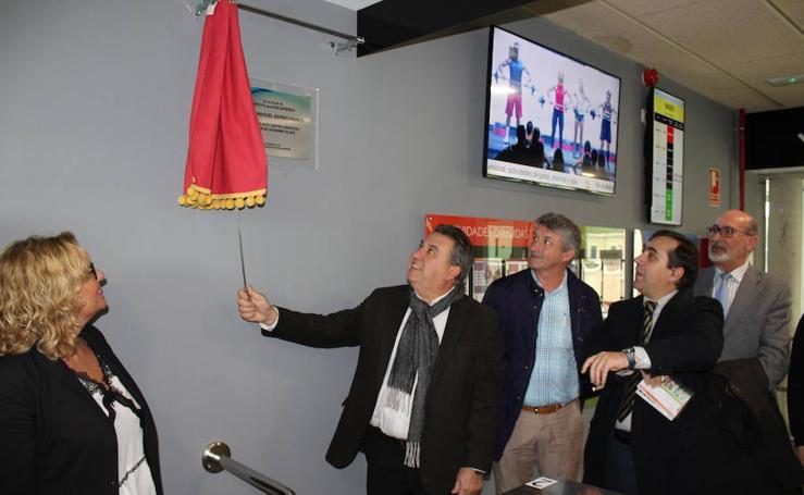 Inauguración CDO La Almendrera