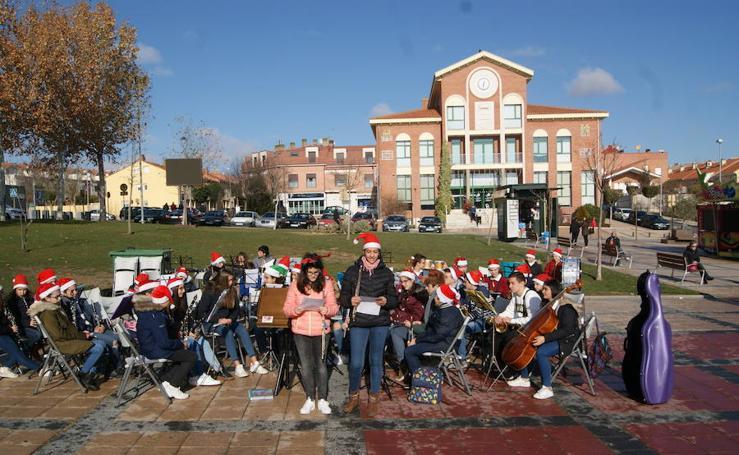 Concierto de Navidad de la Banda Juvenil de Arroyo