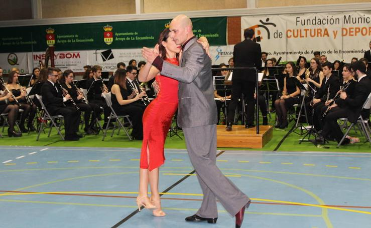Concierto de Año Nuevo de la Banda Sinfónica de Arroyo