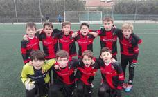 II Torneo Provincial de fútbol del C. D. Arroyo Pisuerga