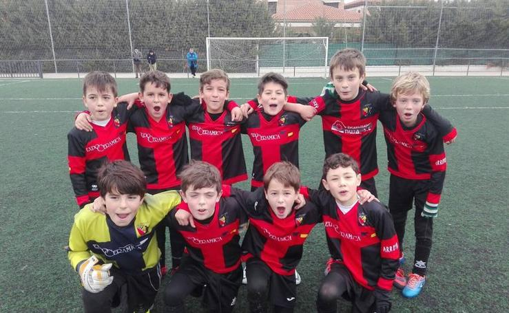 II Torneo Provincial de Navidad de Fútbol del C. D. Arroyo Pisuerga