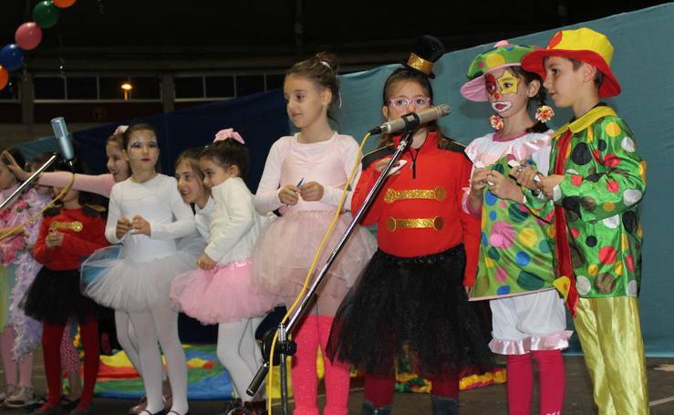 X Concurso Infantil de Chirigotas de Arroyo