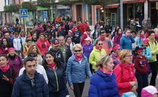 Arroyo conmemora el Día de la Mujer con la VII marcha solidaria