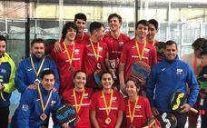 El equipo cadete del Padeld10z logra el campeonato de España