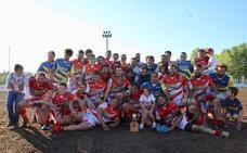El Ascensores Zener Rugby Arroyo gana su segunda Copa Castilla y León
