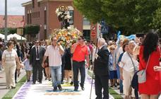 Procesión de San Antonio de Padua en La Flecha