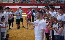 El zamorano Dany Alonso vence el concurso de recortes de La Flecha