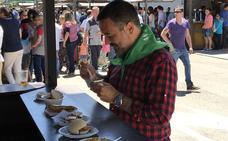Concurso de pinchos Feria Gastronómica. Fiestas de San Antonio en La Flecha (Arroyo)