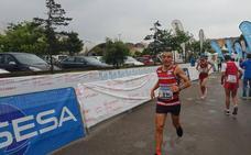 Javi Lozano, sexto en el Nacional de 100 kilómetros