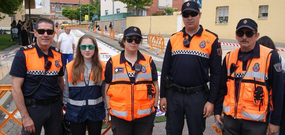 Protección Civil agradece la colaboración de otras agrupaciones en las fiestas y realiza un balance positivo