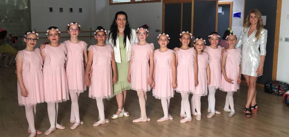 Festival fin de curso de la Escuela Municipal de Danza