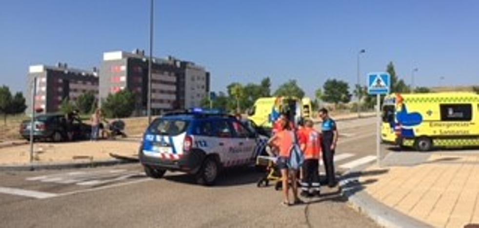 Tercer día consecutivo de accidentes con heridos en Arroyo
