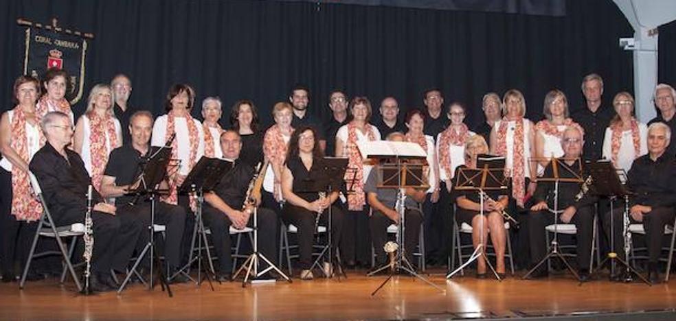 La Coral Támbara participó en el Festival Internacional de Música de Cámara de Madrid