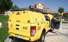 Entrega de un nuevo vehículo a Protección Civil de Arroyo