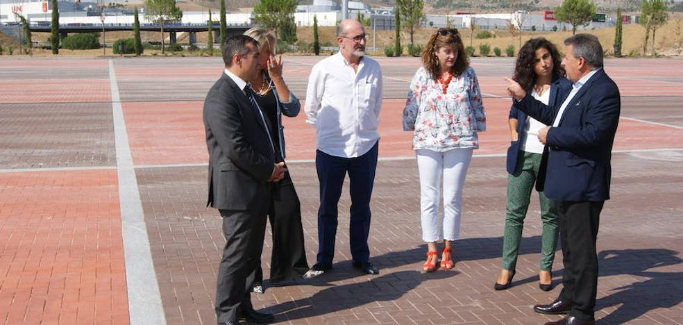 Arroyo cuenta desde ayer con un recinto multiusos para eventos de casi 7.000 metros