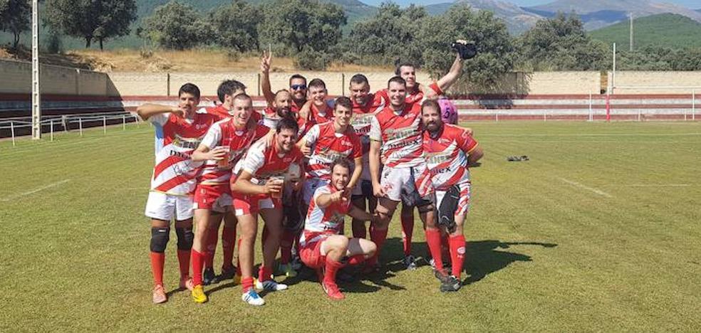 Rugby Arroyo campeón del I Memorial Alfonso García de Enterria