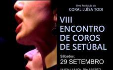 La Coral Támbara participará en el VIII Encontro de Coros de Setúbal en Portugal