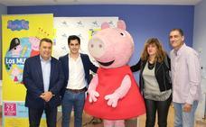 Peppa Pig junto a Ben y Holly estarán en Navidad en Arroyo