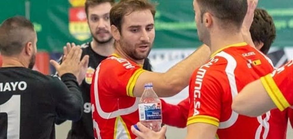 Dura derrota en el Antonio Garnacho