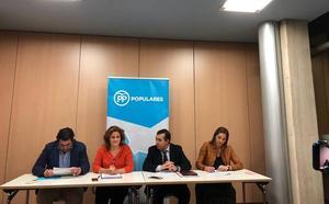 El PP de Valladolid defiende la educación como un asunto de estado