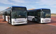Los vecinos de Arroyo cuentan con dos nuevos vehículos de La Regional para el transporte hasta la capital