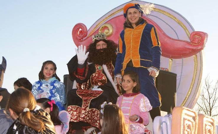 Cabalgata de Reyes Magos de Arroyo de la Encomienda