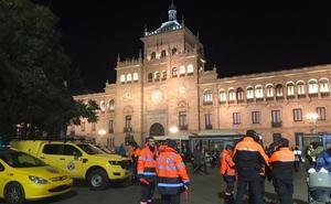 Protección Civil de Arroyo colabora en los Pingüinos 2019