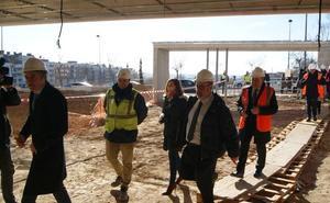 El instituto de Arroyo de la Encomienda estará finalizado en mayo y abrirá en septiembre