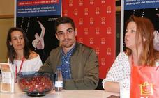 El patinador Javier Fernández expone las claves de su éxito en una charla en Valladolid
