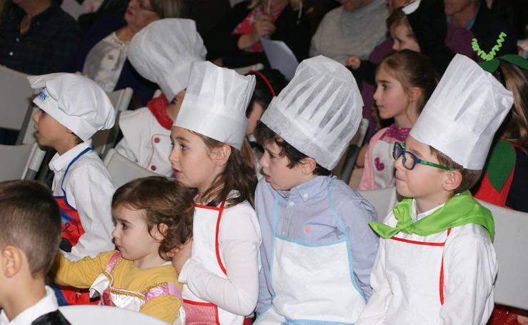 Concurso de chirigotas infantiles de Arroyo