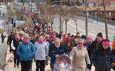 La marcha contra el cáncer de Arroyo culminará los actos de la Semana de la Mujer