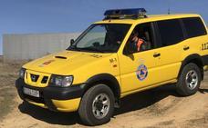 Protección Civil de Arroyo realiza prácticas de todoterreno