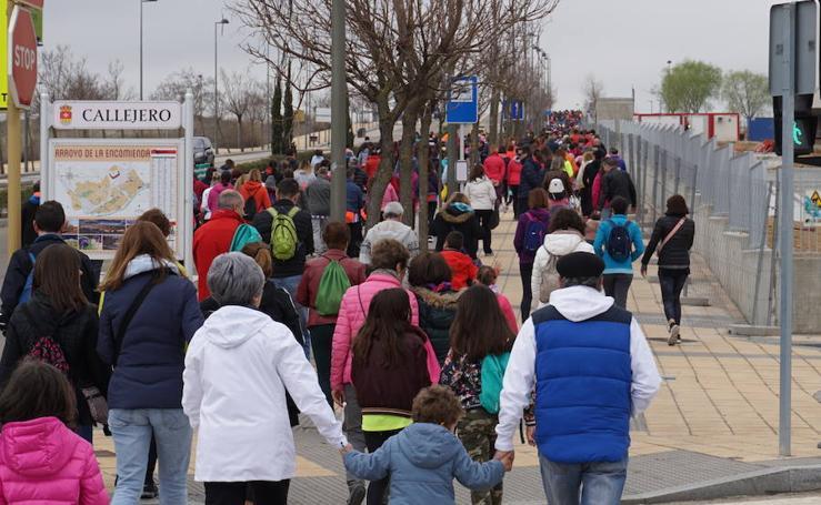 VIII Marcha Solidaria contra el Cáncer de Arroyo de la Encomienda