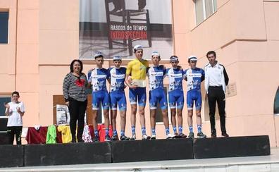 El equipo cadete Norinver brilla en la I Vuelta Costa Blanca