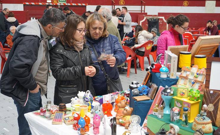 Mercado de Arroyo de abril