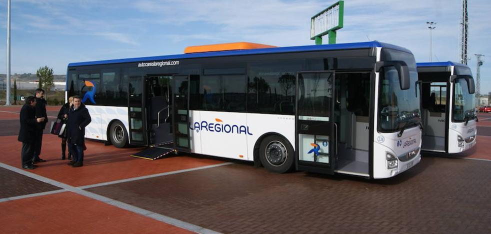 Arroyo pone en funcionamiento la ruta circular de bus urbano