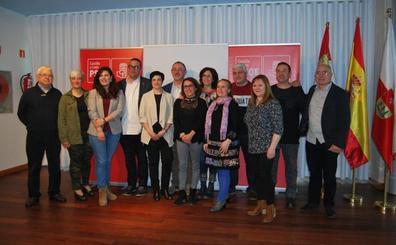 EL PSOE presenta su candidata por Arroyo