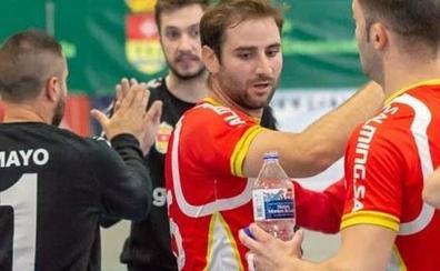 DomusVi BM Arroyo pierde en Burgos
