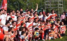El Ascensores Zener Rugby Arroyo se proclama campeón de la Copa Castilla y León de Rugby