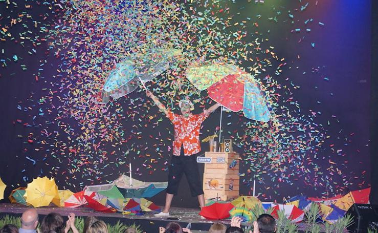 V Campeonato Internacional Almena Mágica en Arroyo