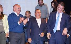Mañueco y Carnero apoyan la candidatura del PP en Arroyo