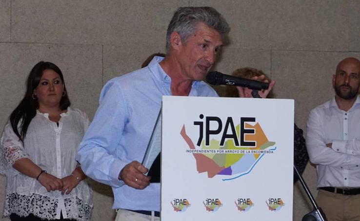 Presentación candidatura Independientes por Arroyo (IPAE) para las elecciones municipales